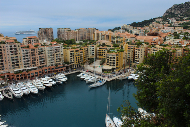 Monaco: Its boats and balconies