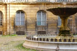 Aix Fountain 2