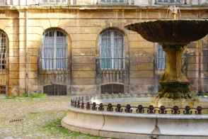 Aix Fountain 2