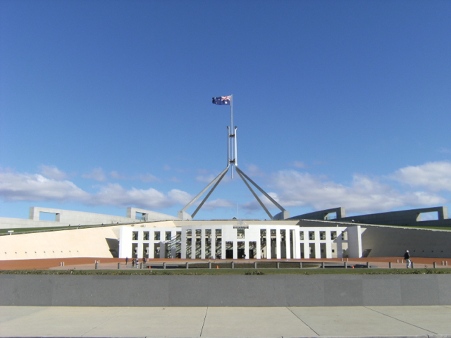 Canberra, Australia; A city for living, not just visiting