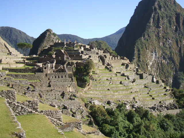 Machu Picchu, Peru; First-hand history at its best