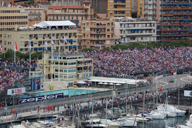 The Monaco Grand Prix final lap, Principality of Monaco; The pinnacle of motor-sport
