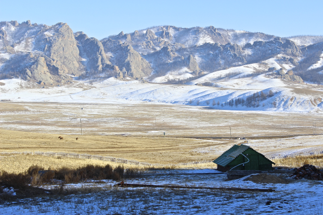 Beijing to Moscow, Asia; A wintery wish-list, Mongolia is just one of the countries on the route