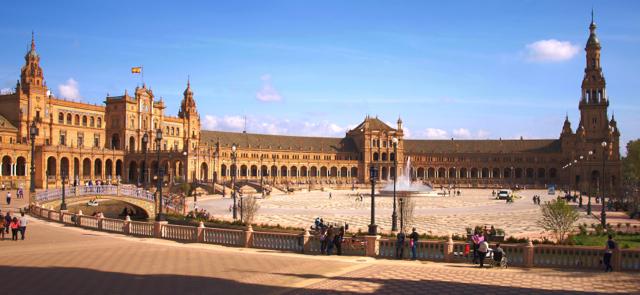 """Paisaje de España"" by A volaaa (Wikimedia Commons)"