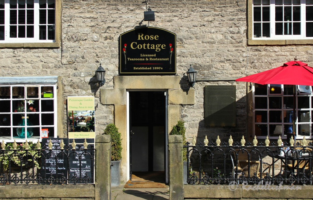 Rose Cottage has been serving cream teas for more than 100 years...