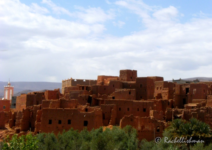 A Moroccan Kasbah