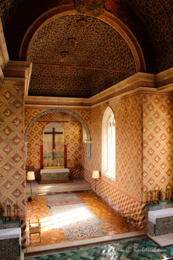 The Chapel is said to be one of the oldest surviving areas of the palace
