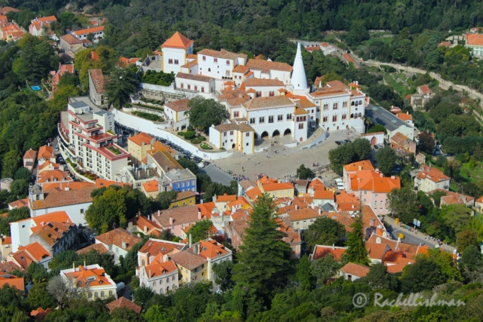 Sintra Palace & surrounds, Portugal