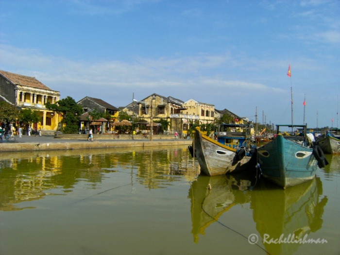 Riverside in Hoi An