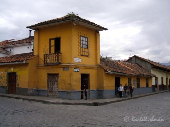 Cuenca's streets are wonderfully neat and quiet - perfect for a few days wandering...
