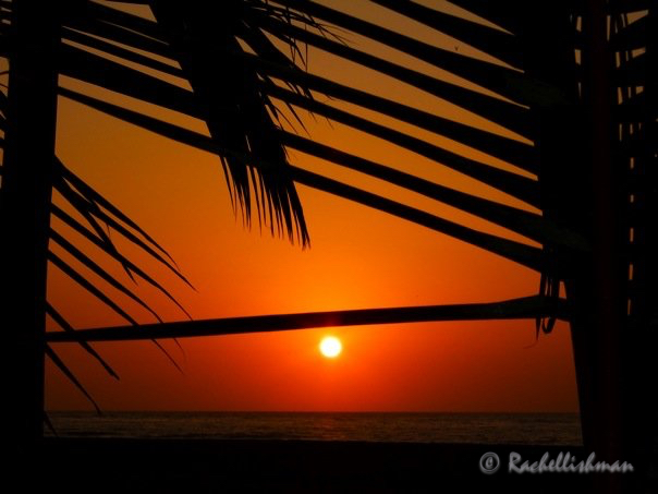 Sunset in Punta Sal, a moment to be still...