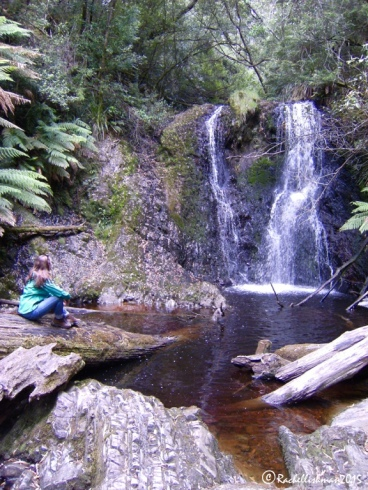 Tasmania's wild west - an untamed world of prehistoric forests and tempestuous seas. The whole area is UNESCO protected