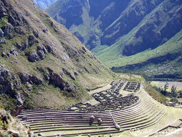 Machu Picchu isn't the only Inca ruin along the four-day Inca Trail...