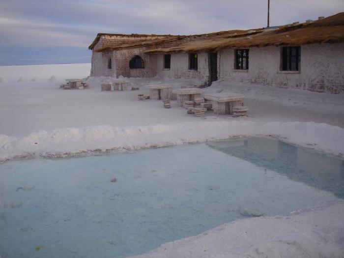 Salt Hotel!