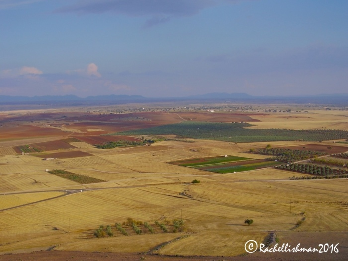 Not many people have visited the farming region of Extremadura - a far cry from the Spanish costas!