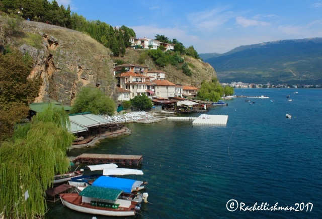 Lake Ohrid's Kaneo Beach: my travel favourite of 2016