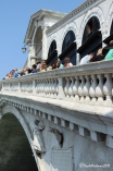 Selfies from the Rialto Bridge
